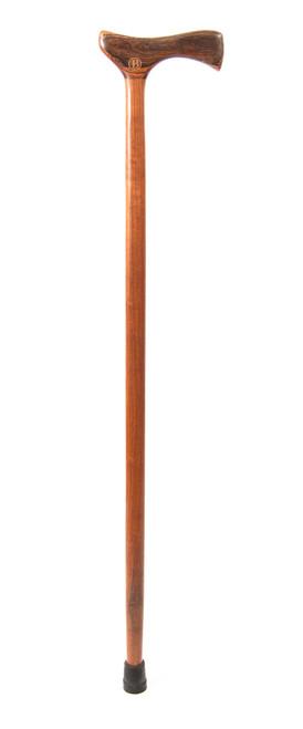 Bocote Handle with a Morada Shaft  - 37''  CS0121
