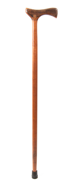 Bocote Handle with a Morada Shaft  - 37''  CS0121
