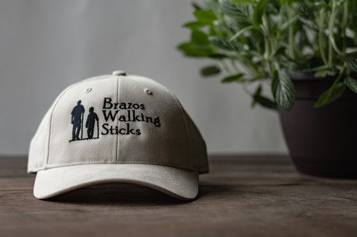 Brazos Walking Stick Cap -Tan