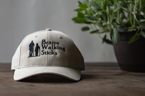 Brazos Walking Stick Cap -Tan