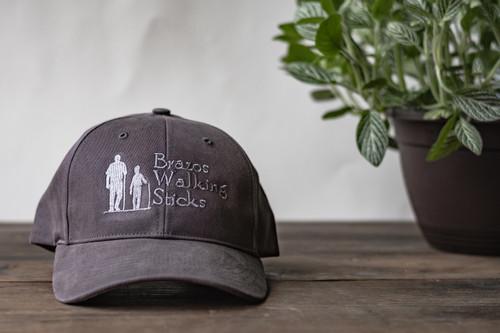 Brazos Walking Stick Cap -Gray