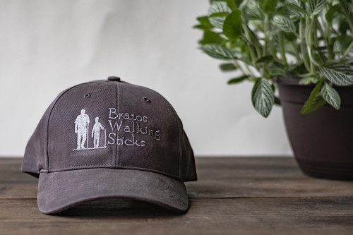 Brazos Walking Stick Cap -Gray