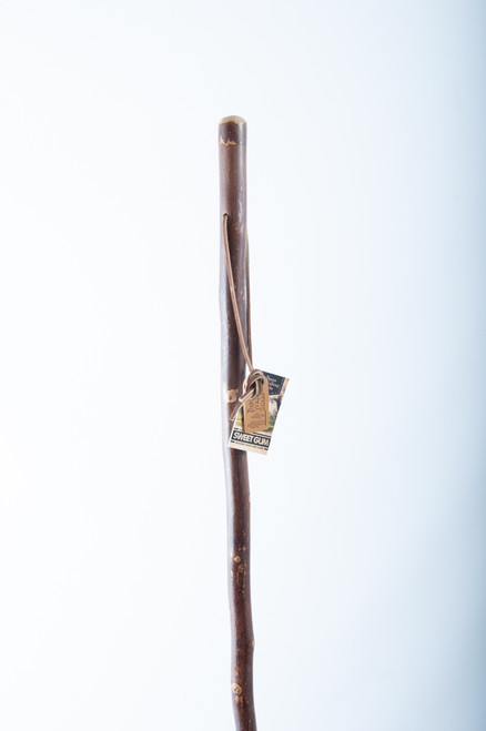 "55"" Sweet Gum Photo Stick w/ Compass"