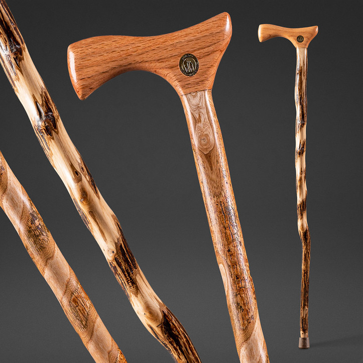 American Hardwood Walking Cane