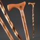 American Hardwood Walking Cane