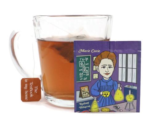 Marie Curie: Radiant Hibiscus (EqualiTEA)