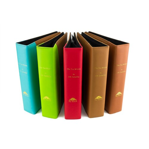 TeaBook Rainbow 5 - Pack
