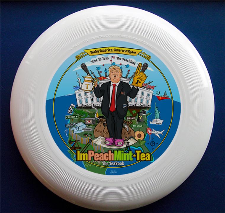 Trump ImPeachMint Ultimate DiscCraft Disc
