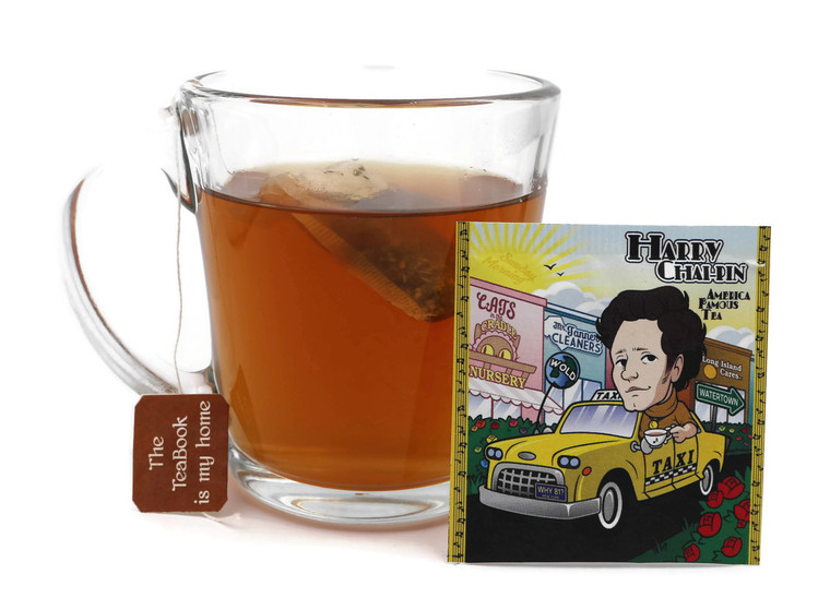 Harry Chai-Pin: America Famous Ginger Chai Tea (ChariTEA Series)
