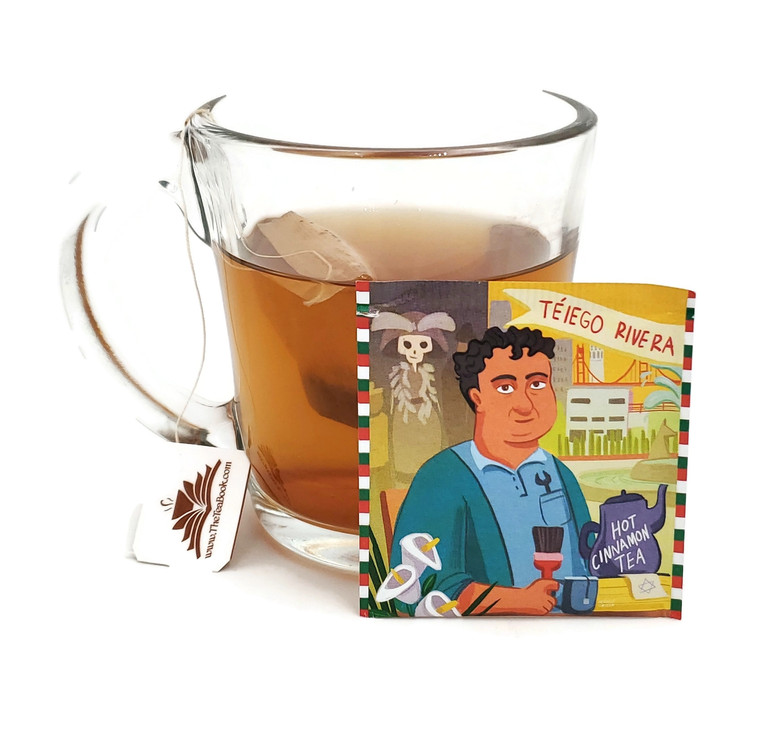 TÉiego Rivera - Hot Cinnamon Tea