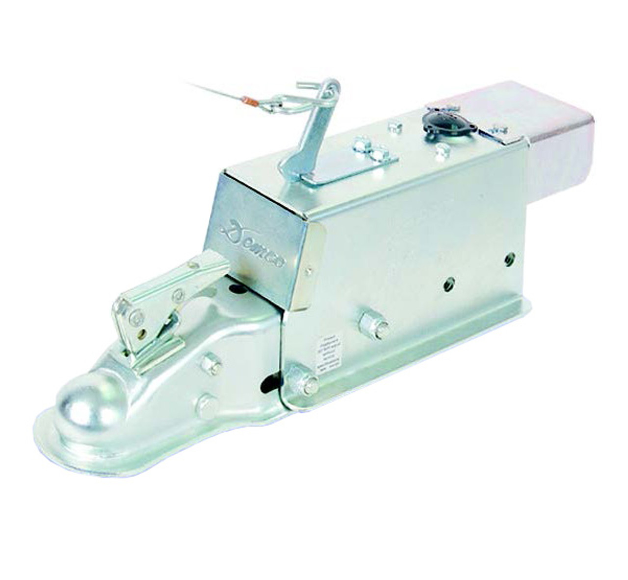 "8605101 --- Demco Hydraulic Brake Actuator for Disc Brakes with 2"" Coupler - 6,000 lb Capacity - Model DA66B"