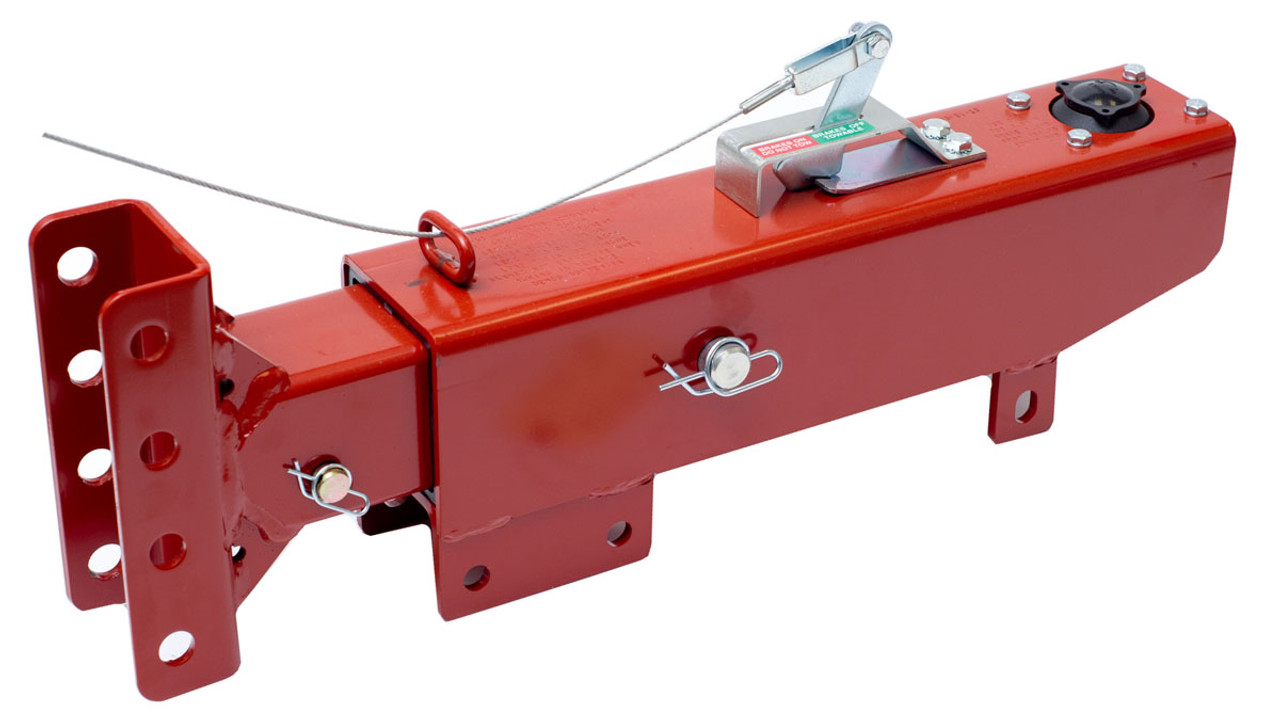 8759122 --- Demco Hydraulic Brake Actuator with Centered Channel - 8,000 lb Capacity - Model DA91
