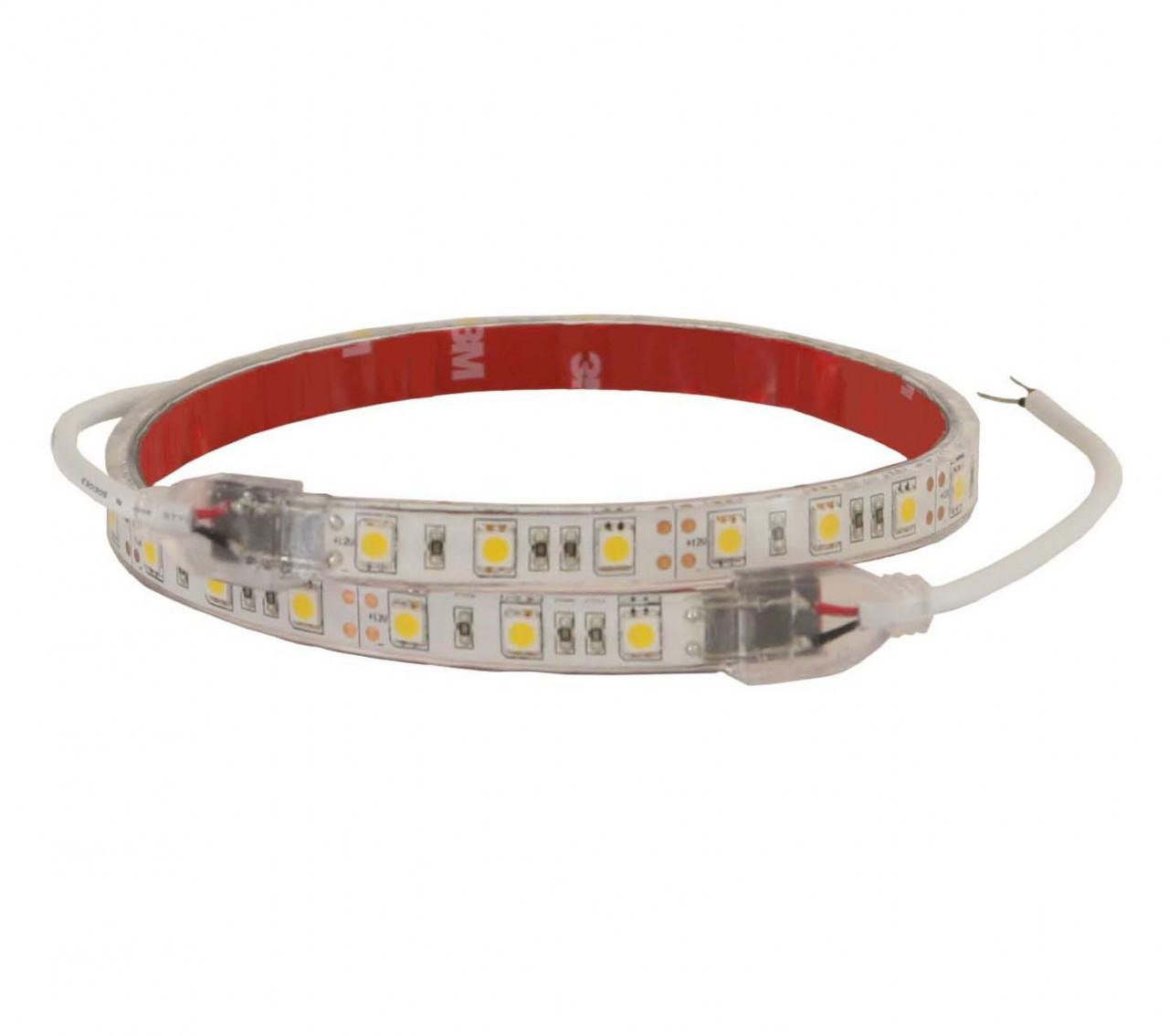 LED48C72 --- LED Light Strip - 72 Clear Diodes