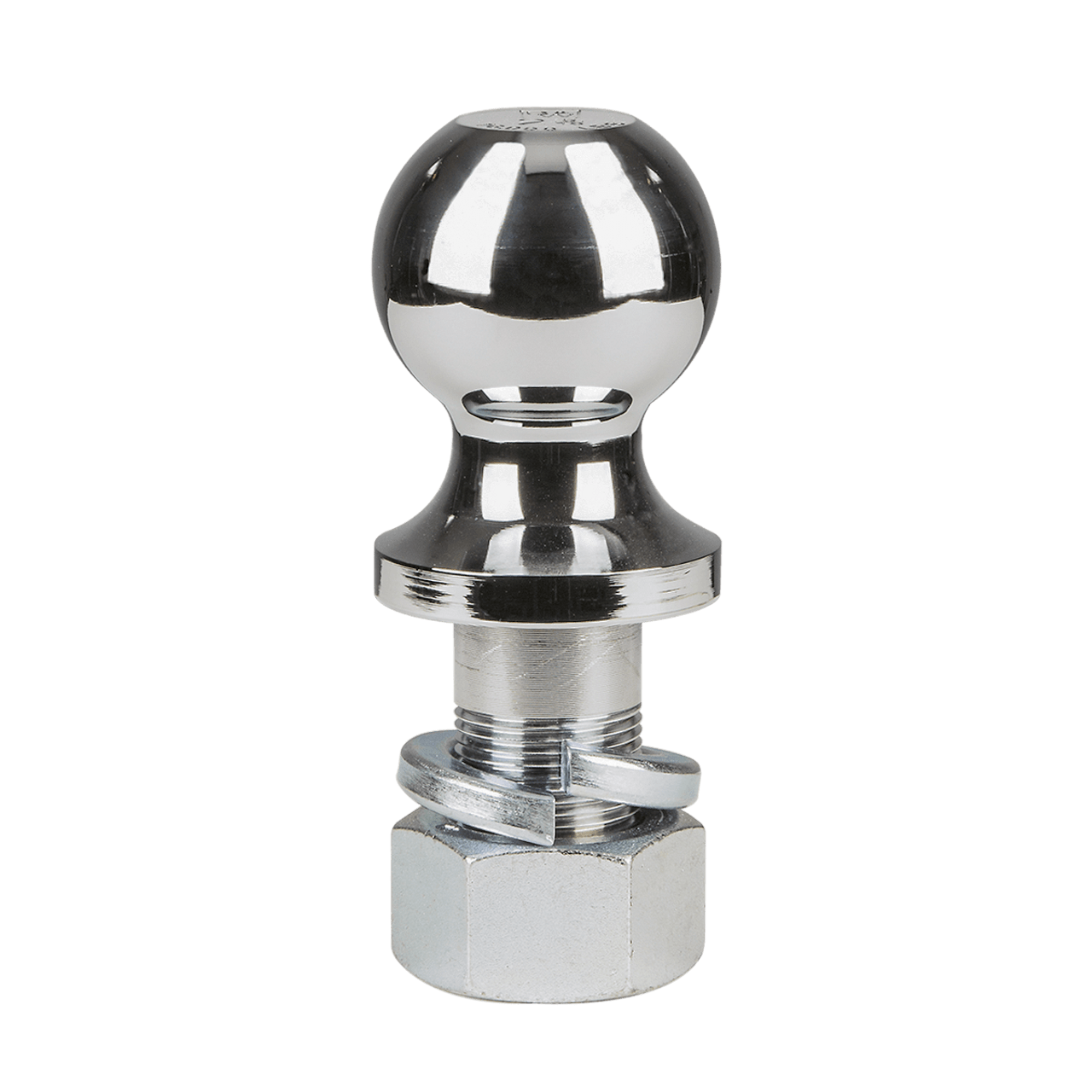 """BW94050 --- 2-5/16"""" Hitch Ball, 16,000 lb Capacity, Zinc Finish"""