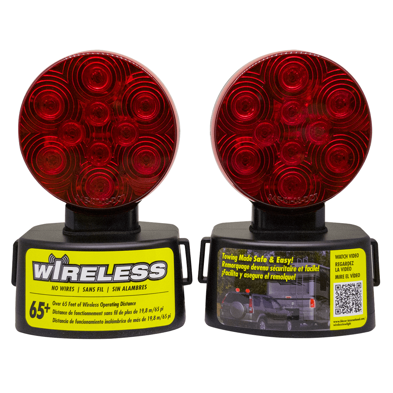 LED6304 --- Wireless LED Magnetic Tow Lights
