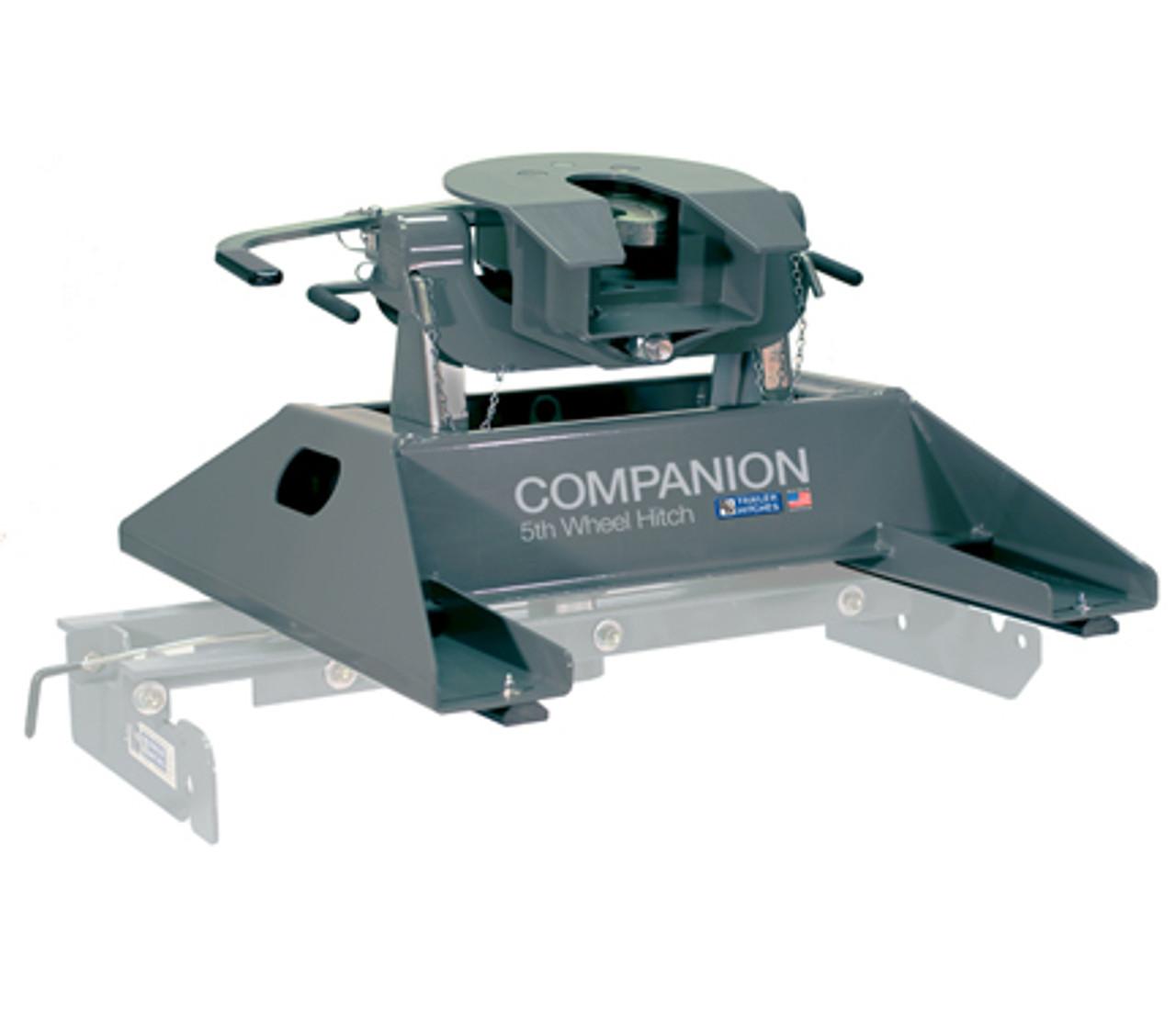 BW3500 --- B&W Companion 5th Wheel RV Hitch - Made in the USA
