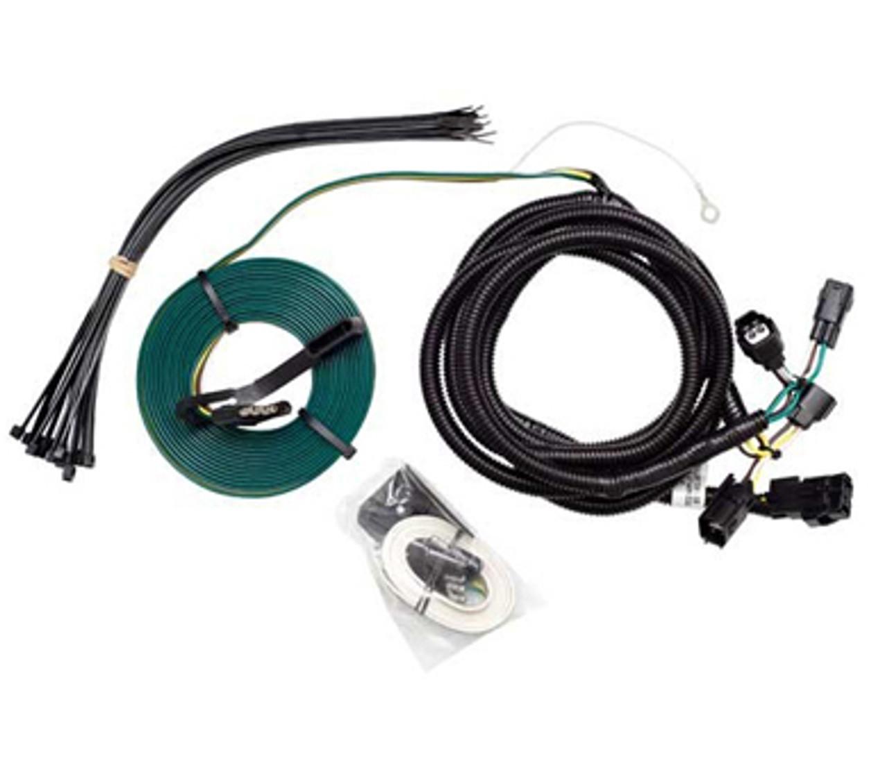 9523141 --- Demco Towed Connector - Buick Enclave, Chevrolet Malibu & Traverse
