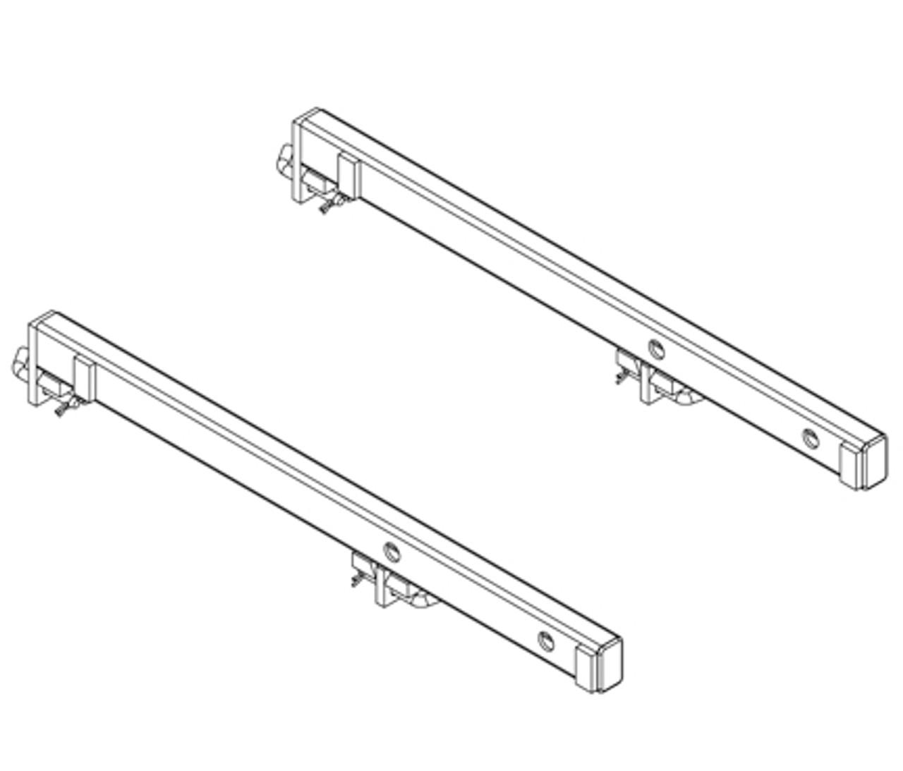5999 --- Demco Ultra Slide Base Rail