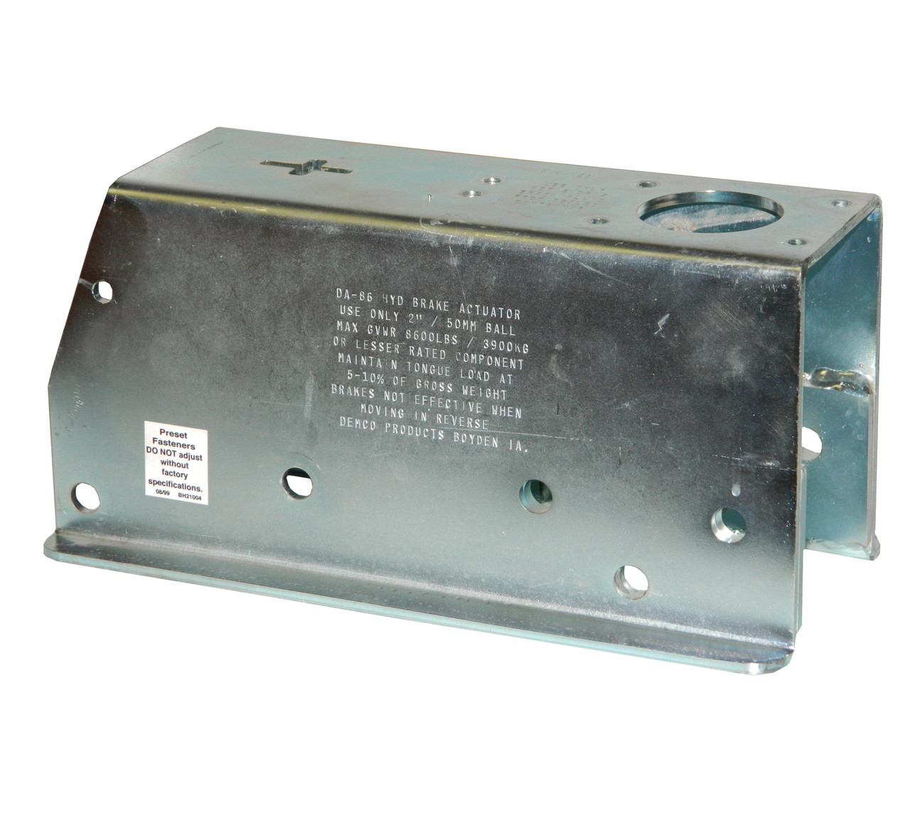 12547-95 --- Demco DA86 Outer Case - Plated