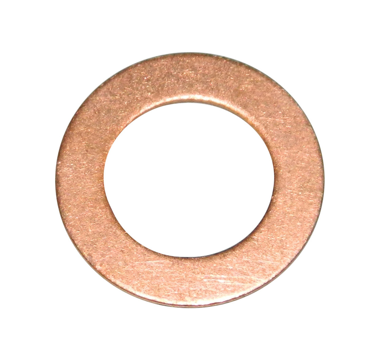 "1760 --- Hydro-Act Copper Washer for Master Cylinder - 1/2"" ID"