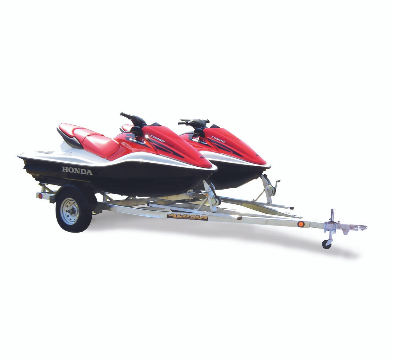 ALPWC2 --- Two Place Watercraft Trailer
