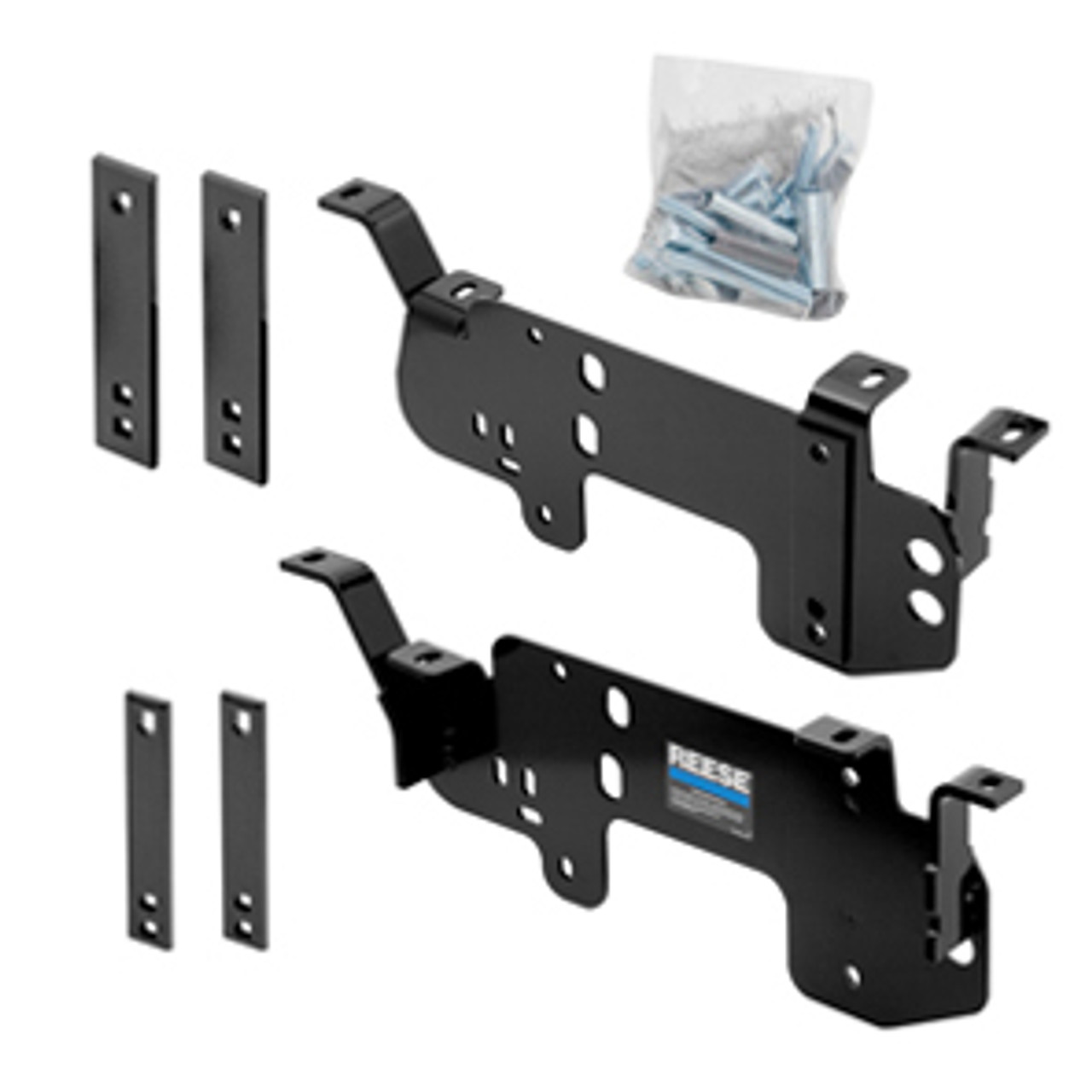 56011 --- Fifth Wheel Trailer Hitch Outboard Bracket Kit for Dodge RAM HD Pickups
