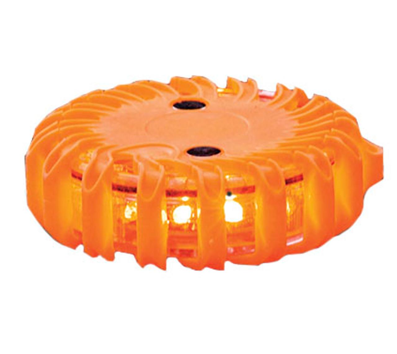 LEDFLARE  --- LED Road Flare - 16 Orange Diodes