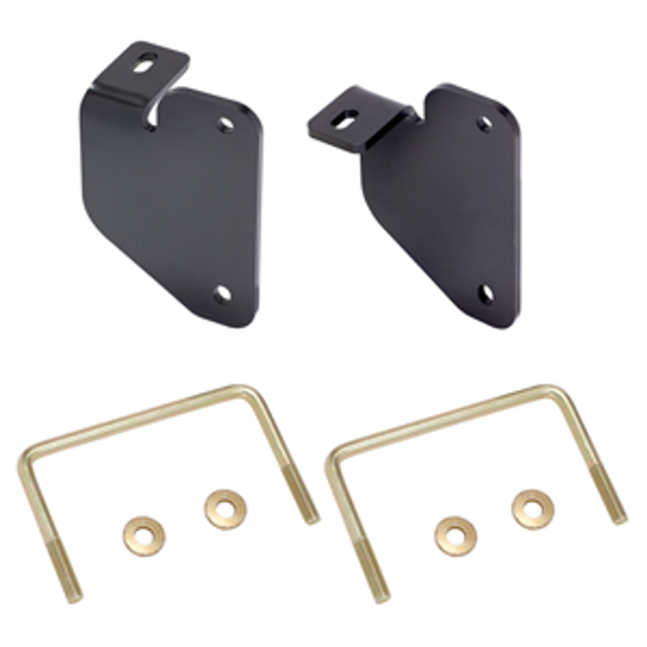 58520 --- Fifth Wheel Trailer Hitch Bracket Kit for 2013-2018 Dodge Ram - Required Kit for Installation
