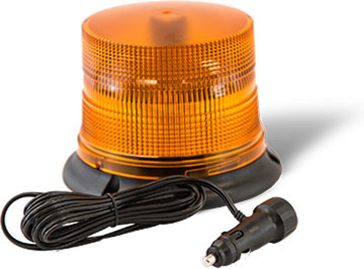 LEDSL675A --- Magnetic LED Strobe Warning Light - 12-24v