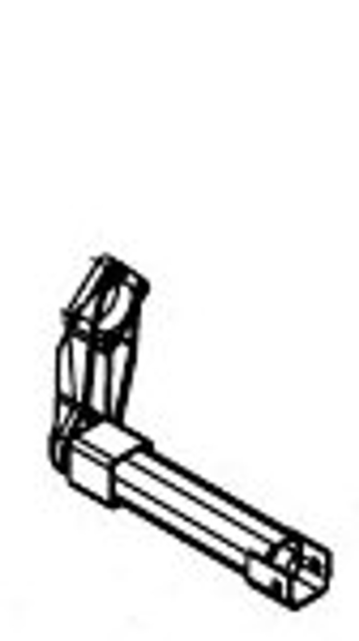 14627 --- Replacement Right Torsion Insert for Croft Tow Dolly