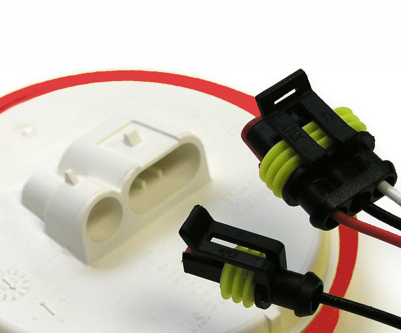 LED880KR7 --- Oval Sealed LED Tail Light Kit with Back-Up