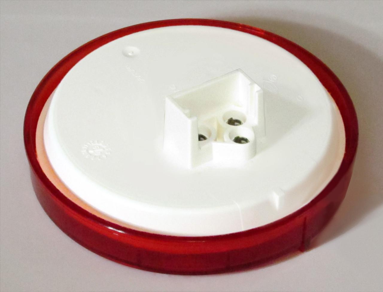 "LED829KR7 --- Round 4"" Flanged Sealed LED Tail Light Kit- 7 Diodes"