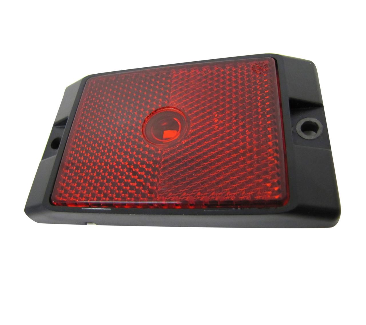 LED215R1 --- LED Rectangular Clearance/Side Marker Light with Reflex
