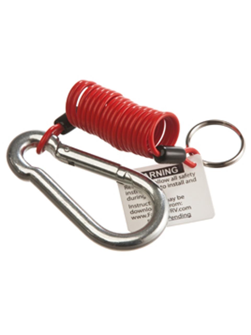 Z2160 --- Fastway  Zip  Breakaway Cable - 6'