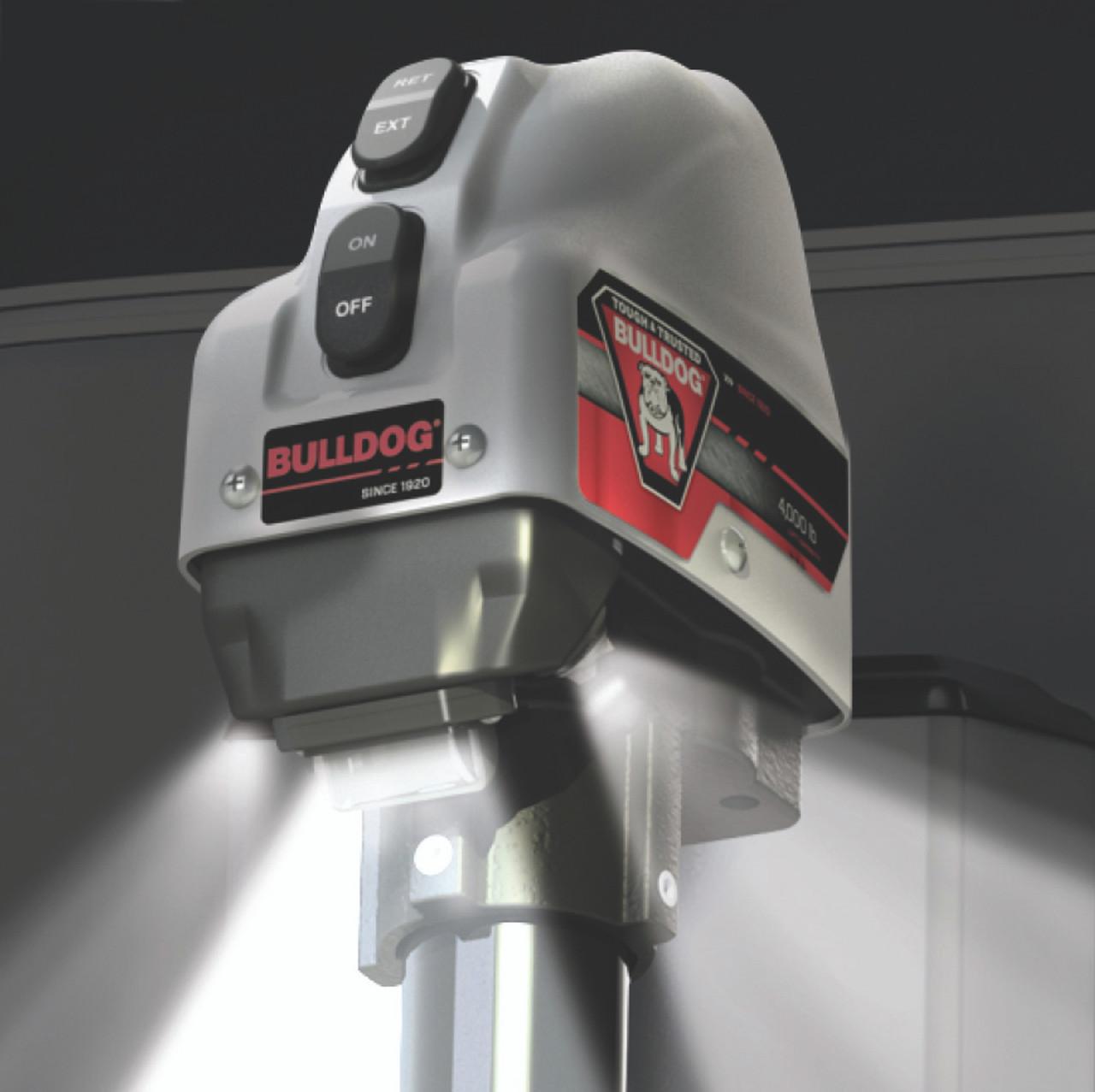 500200 --- BULLDOG A-Frame RV Power Jack - 4,000 lb