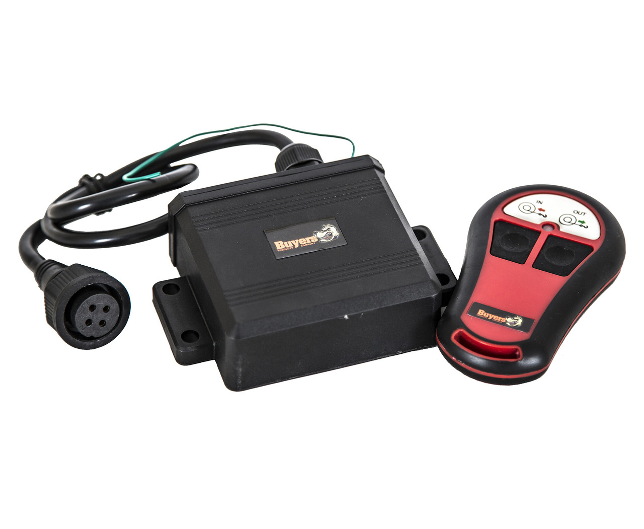 5571000 --- Wireless Remote Controller for Buyers Winches