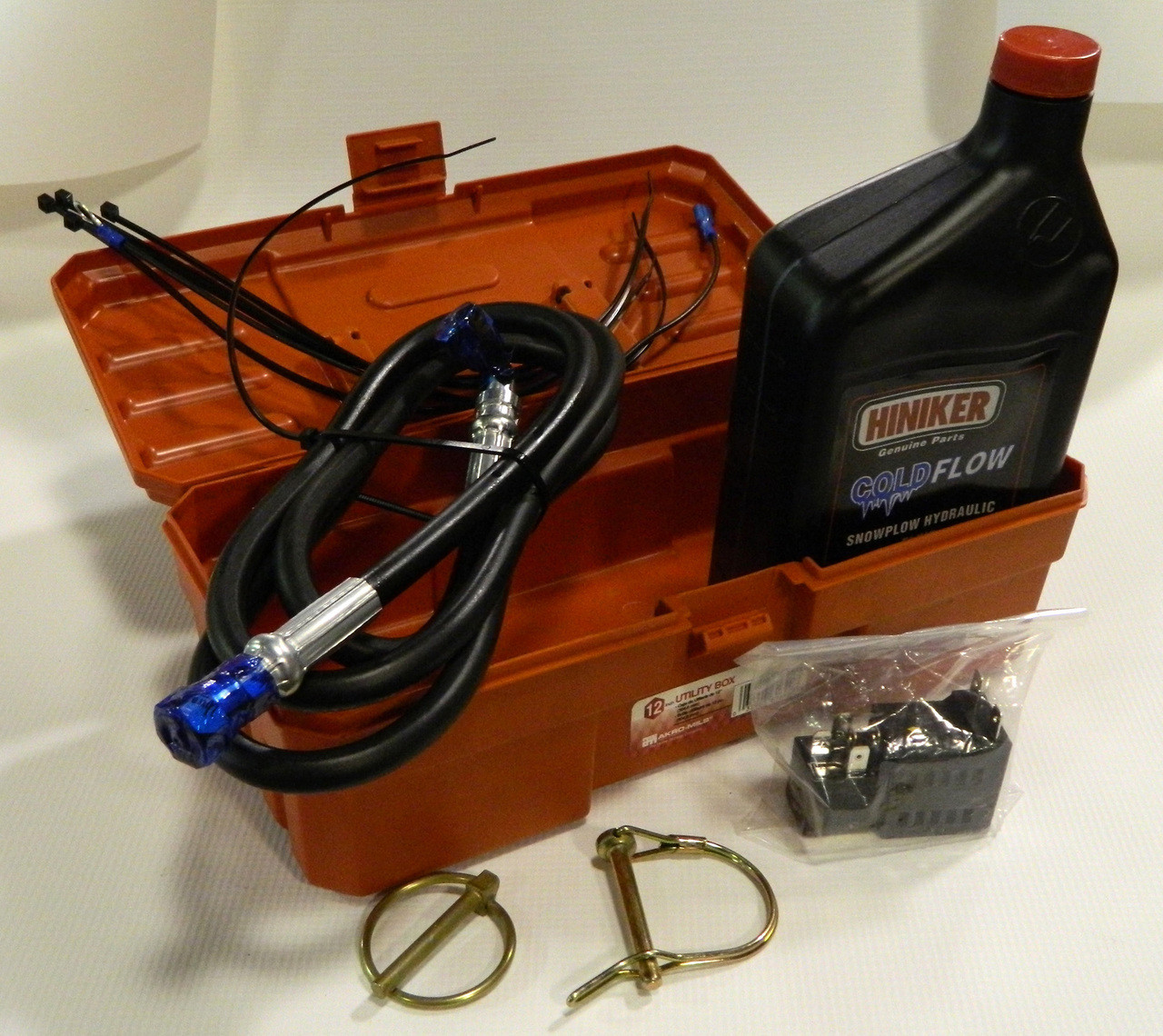 HN25011819 --- Hiniker Snowplow Emergency Parts Kit