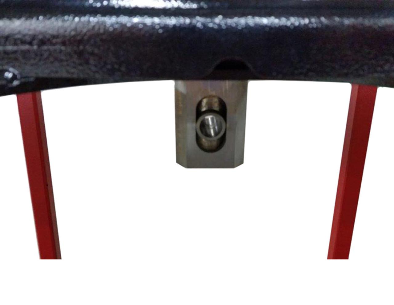 6140 --- Demco 5th Wheel Adapter plate for B&W turnover goosenecks