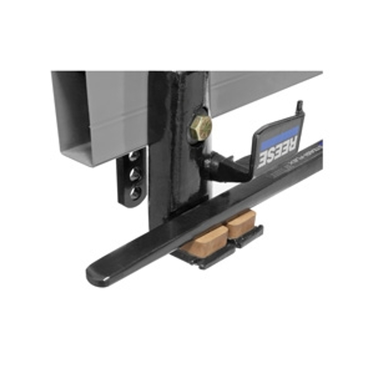 66559 --- Reese STEADi-FLEX® 10,000 lb Trunnion Weight-Distributing Hitch Kit with Shank