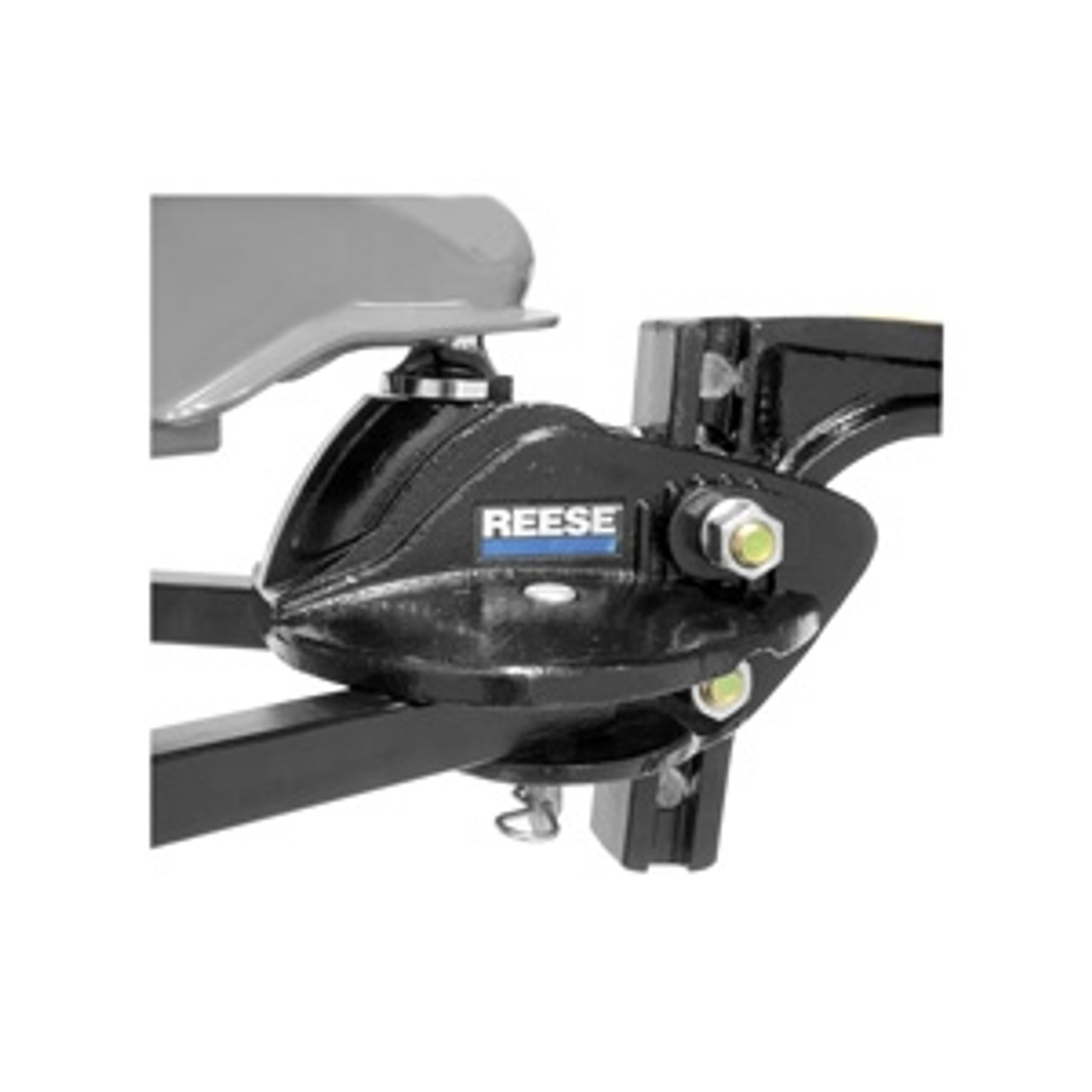 66560 --- Reese STEADi-FLEX® 12,000 lb Trunnion Weight-Distributing Hitch Kit with Shank