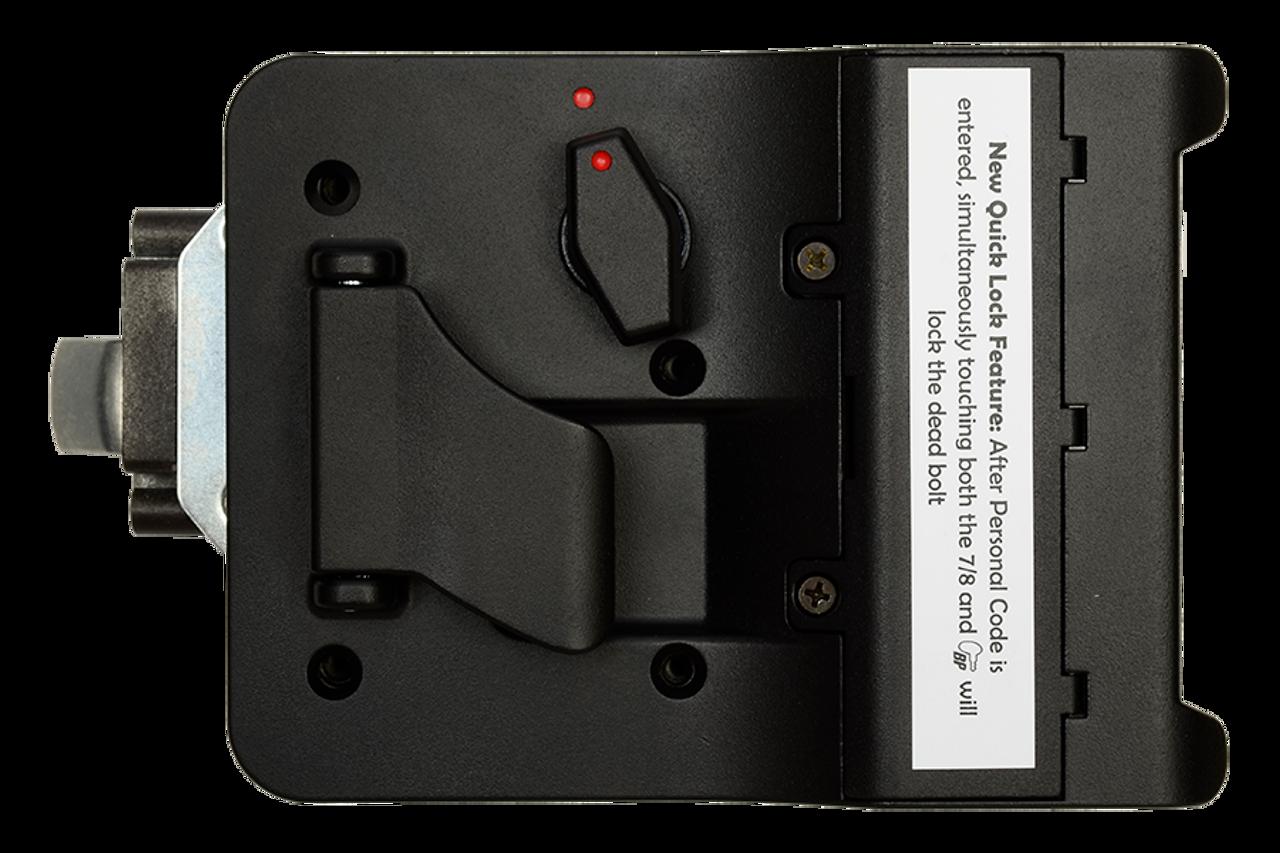 4547-46 --- Keyless Entry System, Flush Mount Dead-Bolt Lock