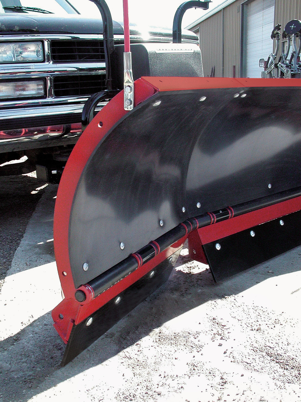 HN6912 --- Hiniker Scoop Plow 6000 Series - 9'