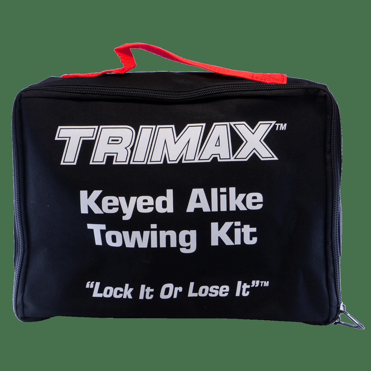 TCP50 --- Trimax™ Keyed Alike Towing Lock Kit