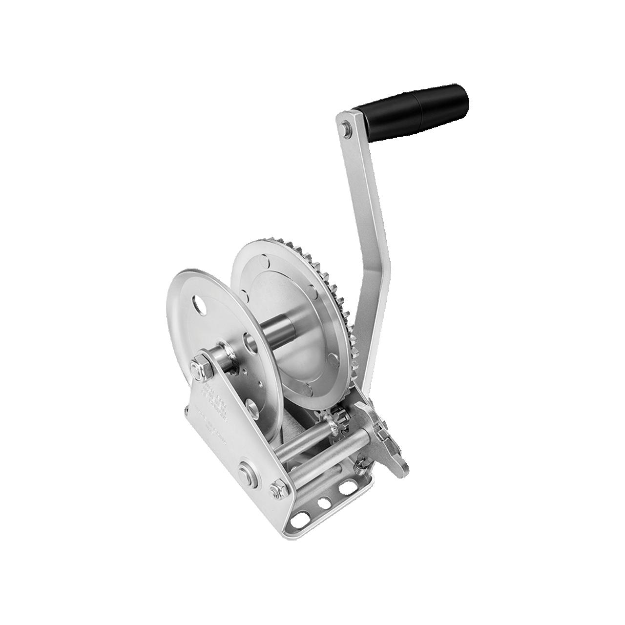 142200 --- Fulton Single Speed Winch - 1,500 lb Capacity