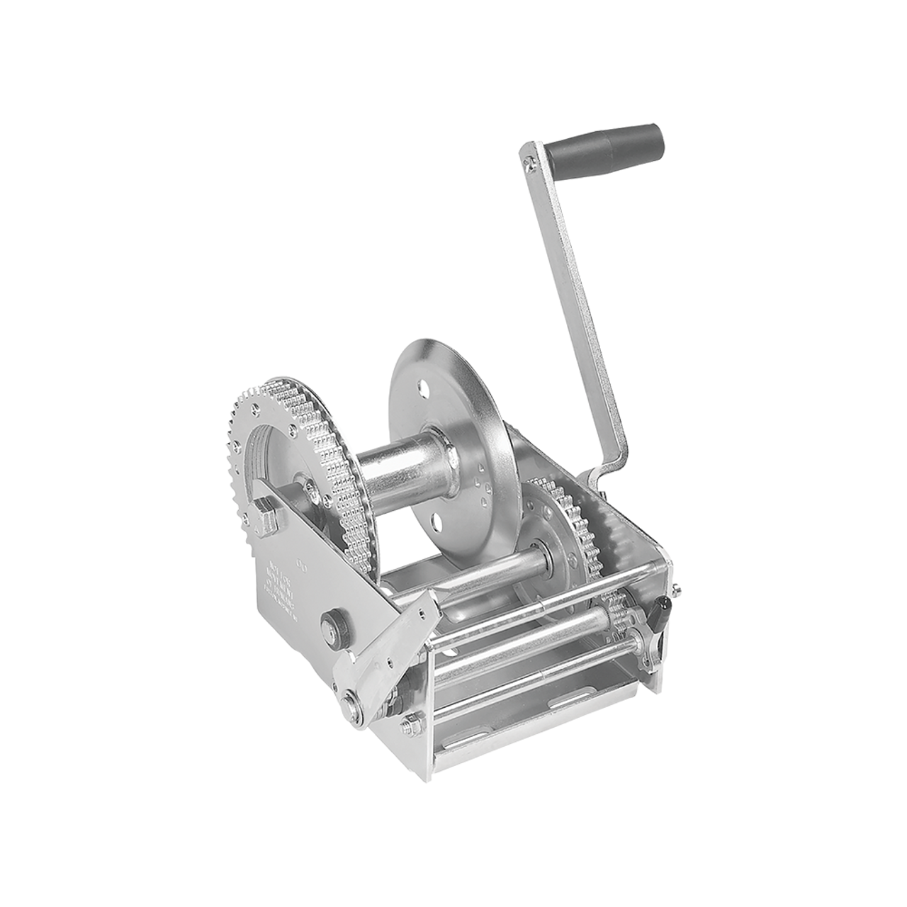 142430 --- Fulton Two Speed Winch - 3,700 lb Capacity