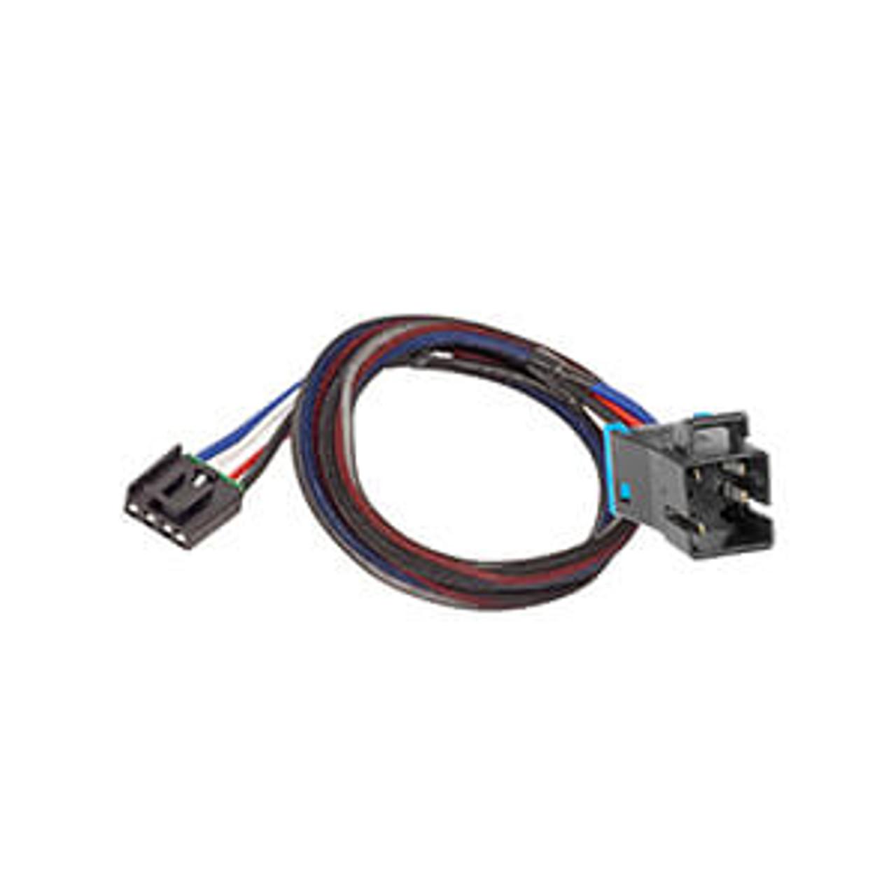 3027 --- Tekonsha & Draw-Tite Brake Control Dual Plug Wiring Harness