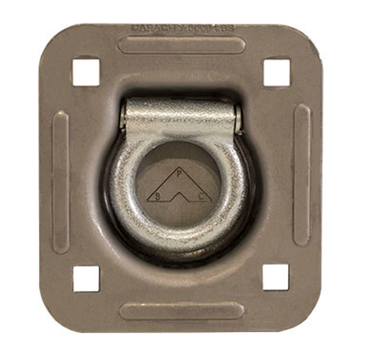 B801W --- Recessed Rope Ring - Bolt On/Weld On