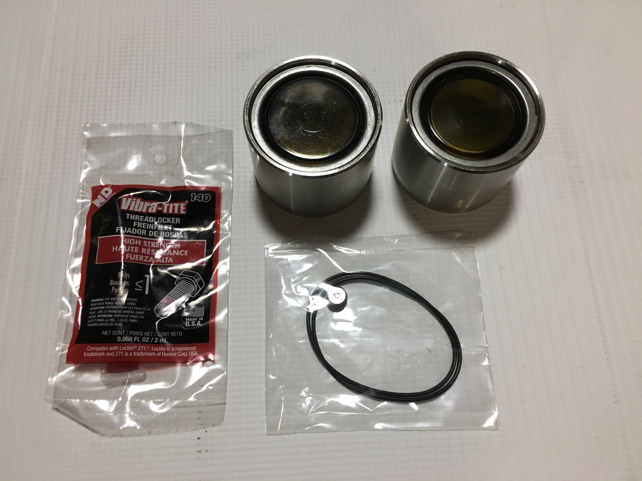 71-037 --- UFP by Dexter Stainless Steel Bearing Protector - Oil - 2.328 Bore