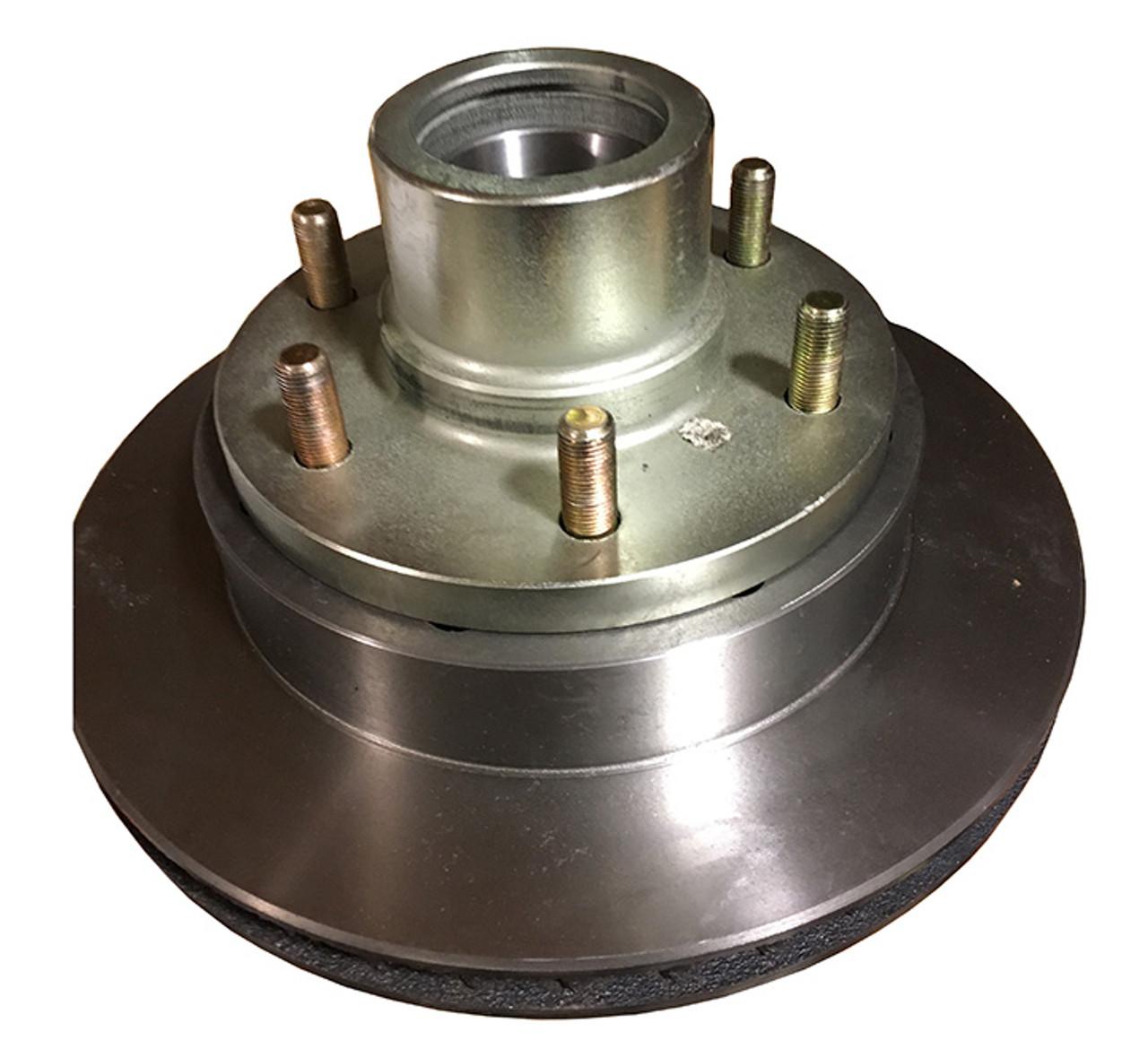 8-450-03 --- UFP by Dexter Hub/Rotor for 5.2k - Zinc - DB42