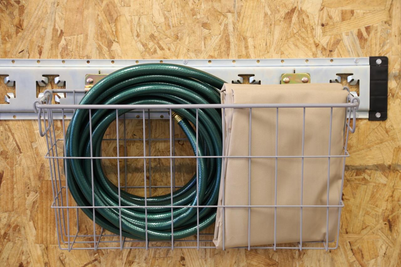 CS1719 --- Medium Steel Basket for  X-Track/E-Track Systems